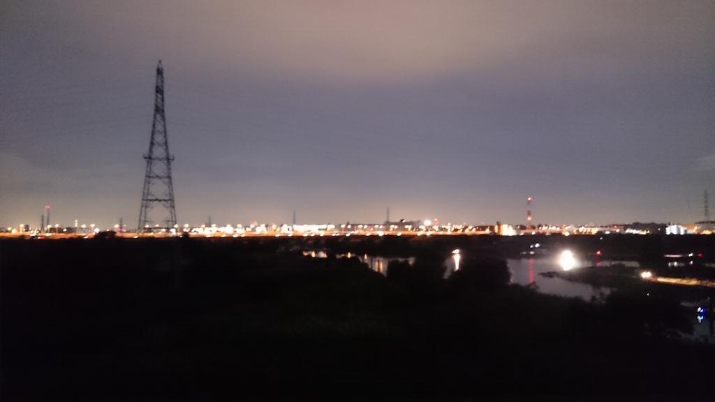 朝霞水門→笹目橋付近 ブラックバスフィッシングへ!