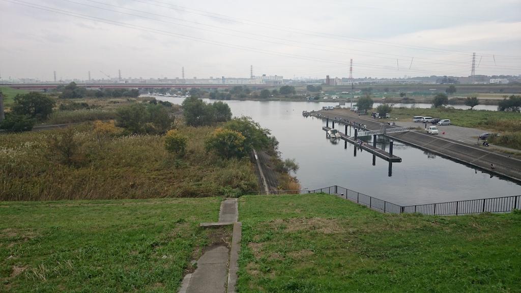 笹目橋上流側