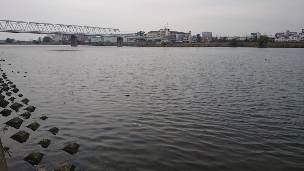 京王線の橋脚