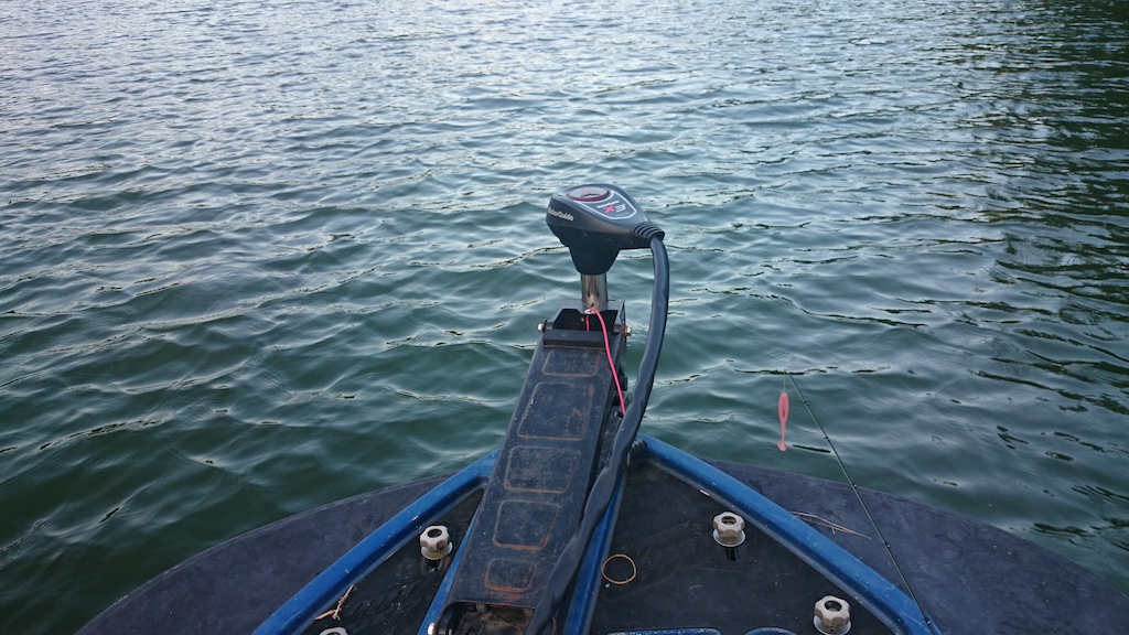 真夏の相模湖へ!久しぶりのレンタルボートでのんびりと釣り♪♪