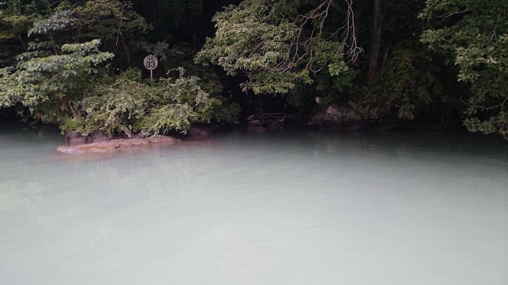 雨の影響で濁り気味の相模湖にて大物ブラックバス狙い☆3