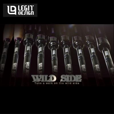 レジットデザイン WILD SIDE WSS59Lを購入しました♪♪
