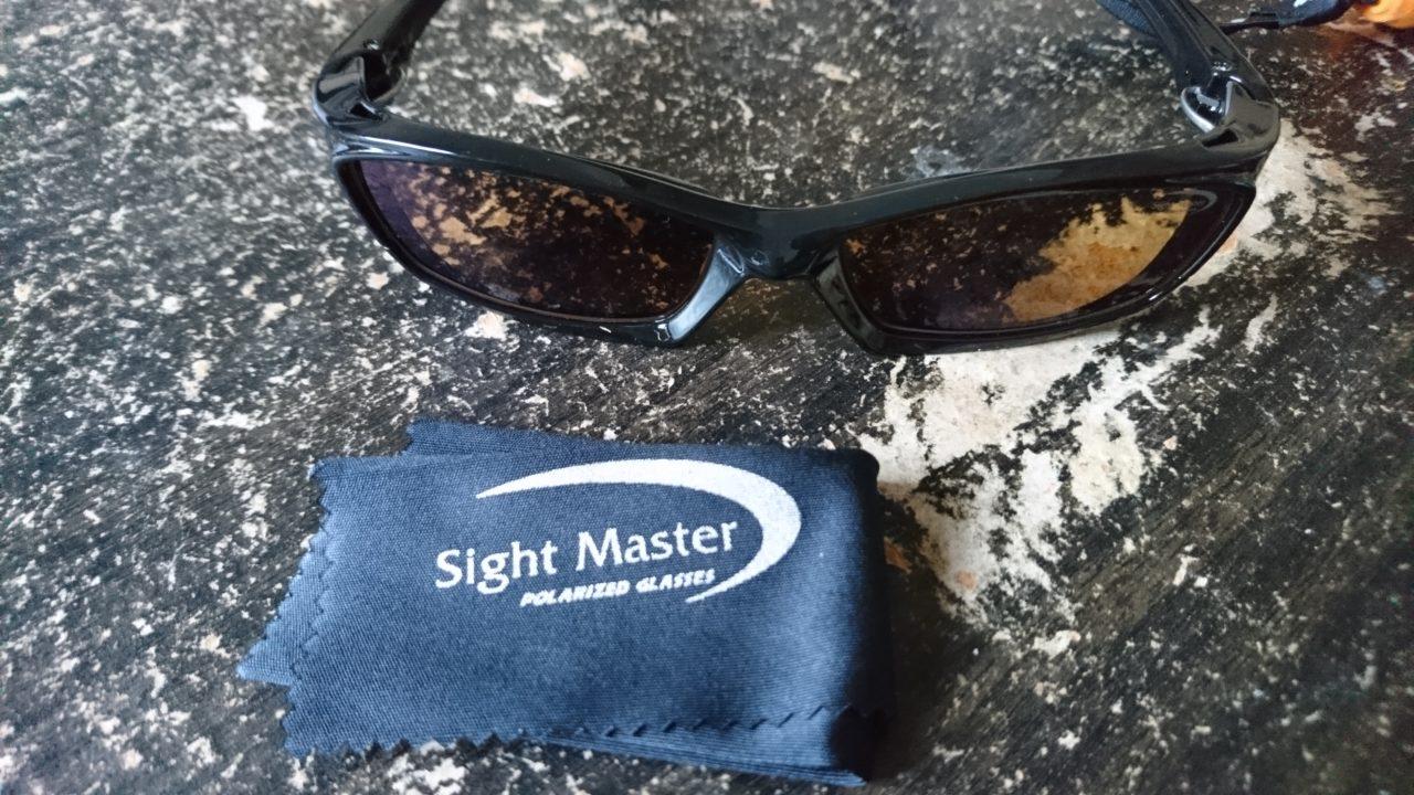 「サイトマスター インテグラル ブラック」TALEX製のレンズが搭載されていて良い感じ♪♪
