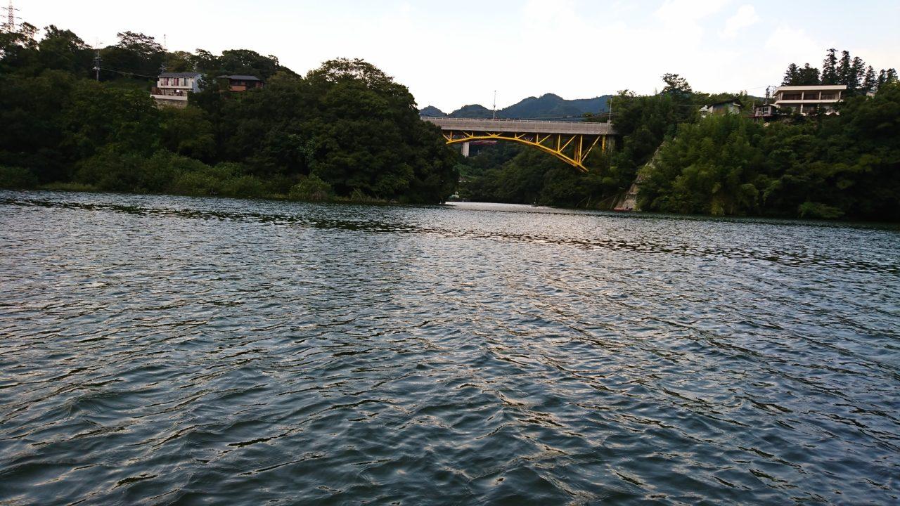【練習2日目】キャスティング西東京シリーズ2017 第3戦@相模湖