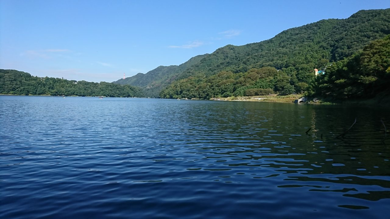 NBCチャプター東京第5戦矢口釣具店CUP!@津久井湖
