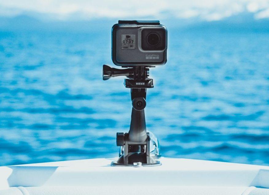 【GoProを使って釣り上達??】便利なアクセサリーもたくさん★