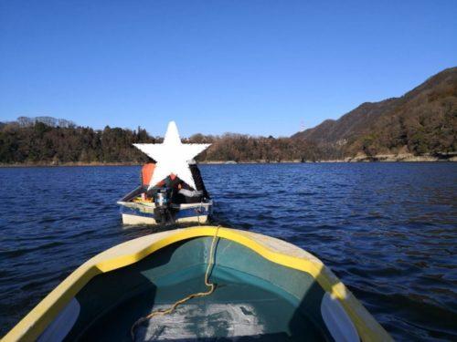 でっかいワカサギに驚いた!津久井湖でワカサギ釣りinドーム船