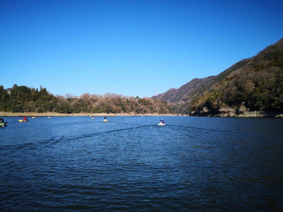 NBCチャプター東京第1戦ティムコCUP @津久井湖