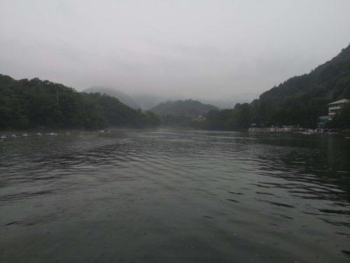 秋山川 水温 下がる
